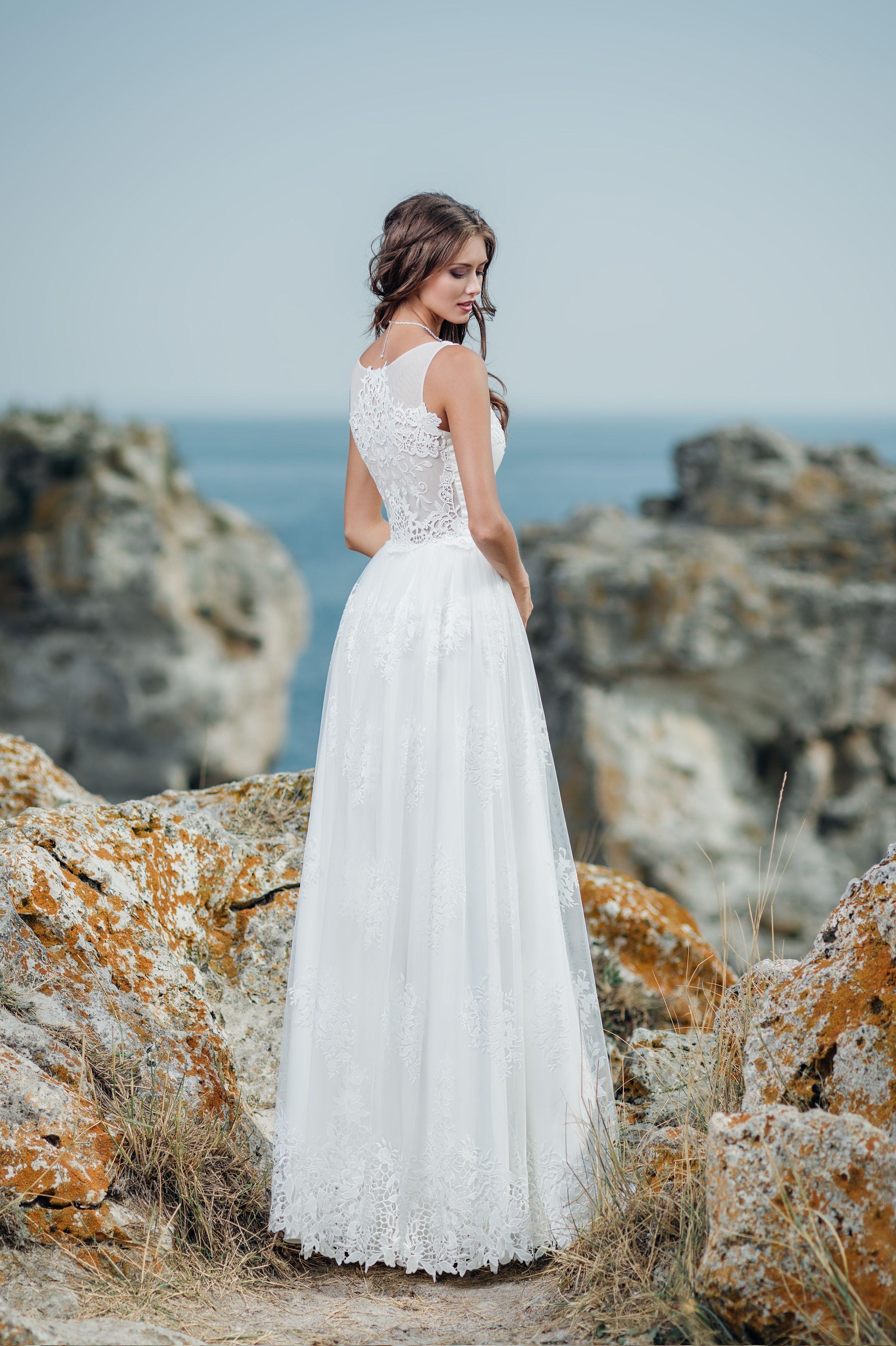 Svadobné šaty JENNA. Sem kurzor myši na zväčšenie 764d8b002e9