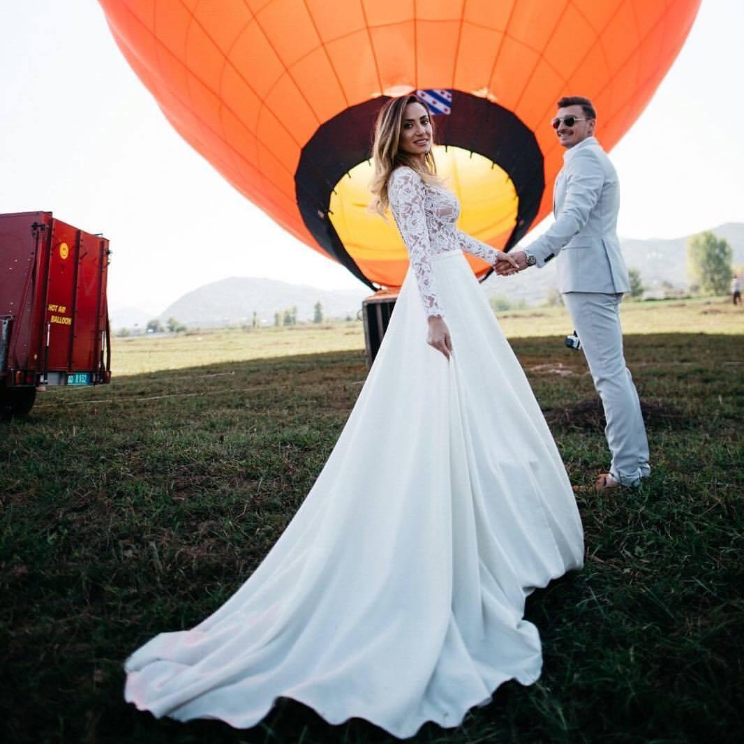 svadobné šaty ušité na mieru