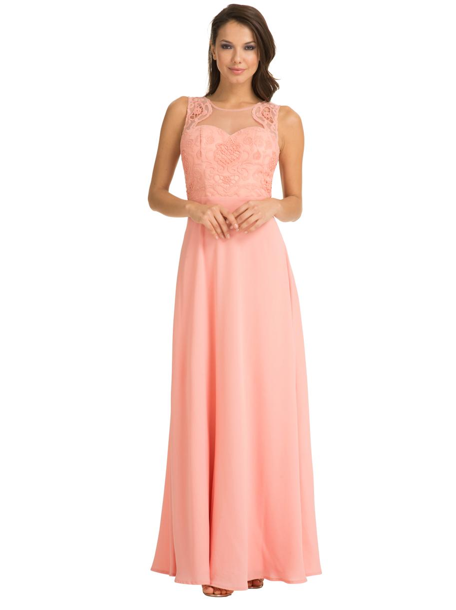 dlhé šaty pre svadobného hosťa