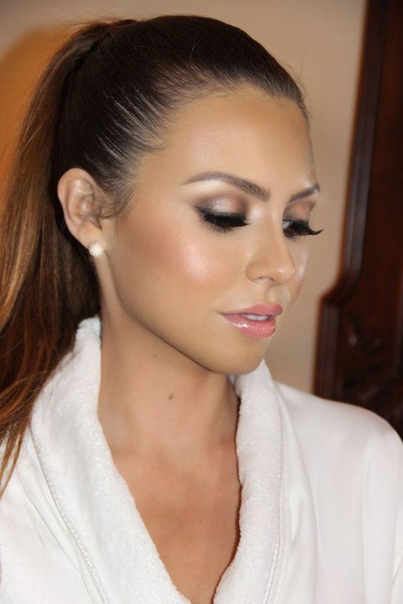 make-up na ples