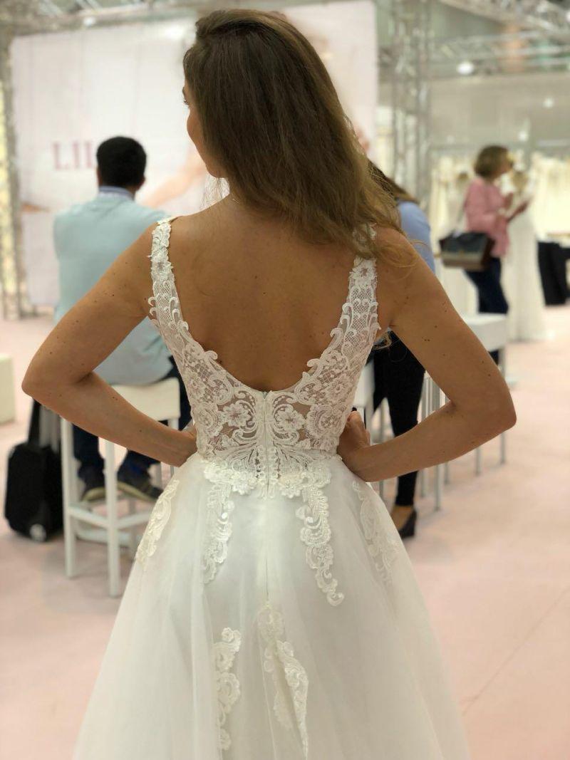 Wedding dress Aileen - Hadassa