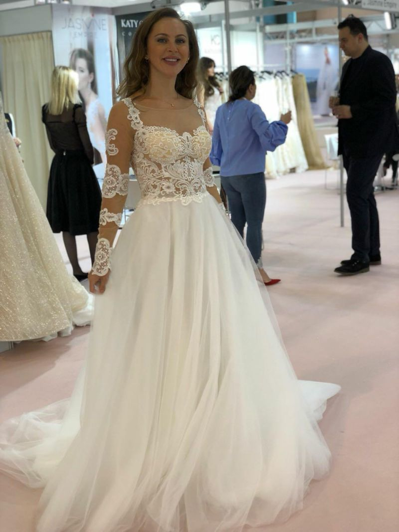 Svadobné šaty Ariadne - Annette Moretti
