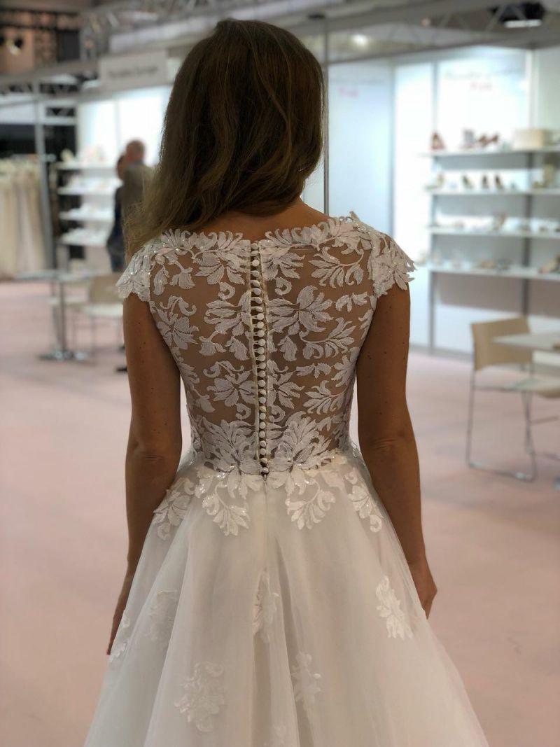 Nádherné svadobné šaty od talianskej návrhárky Annette Moretti