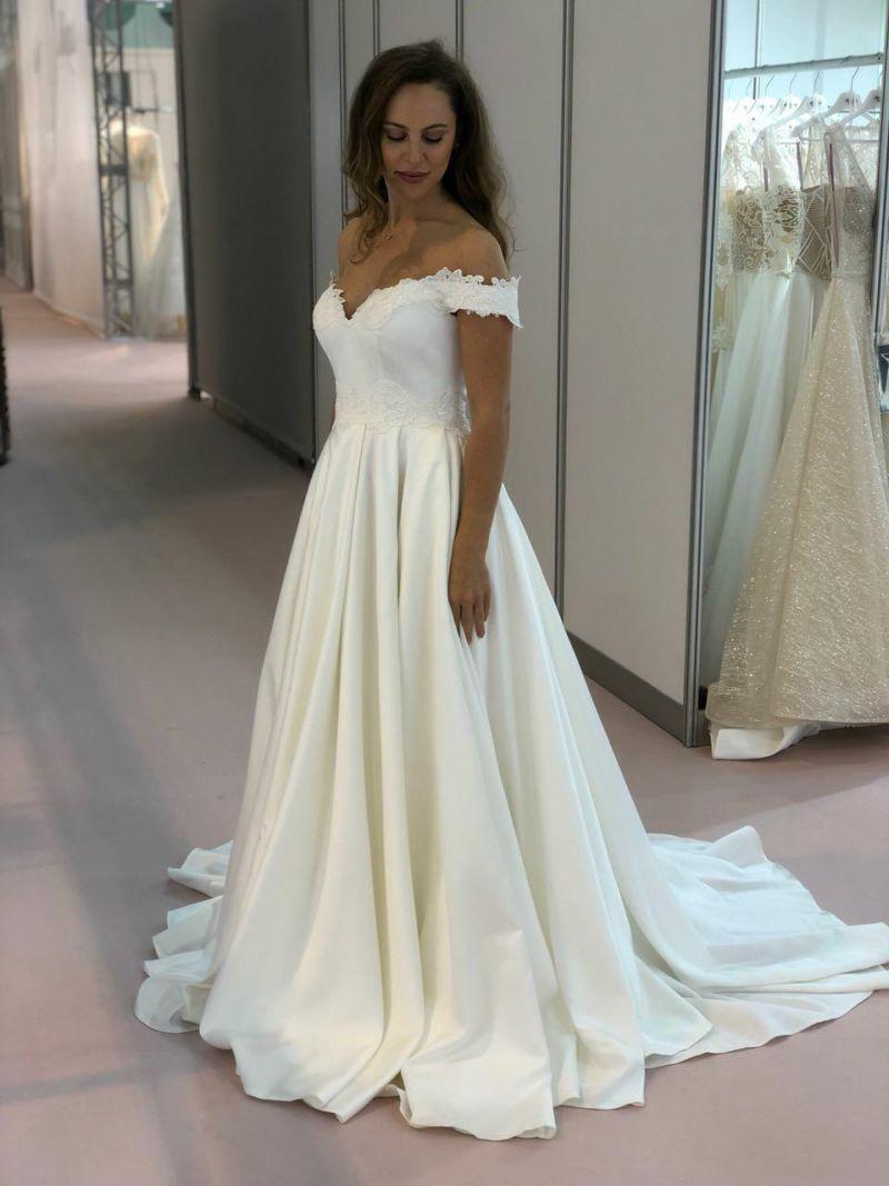 Wedding dress Millie - Annette Moretti - 2019