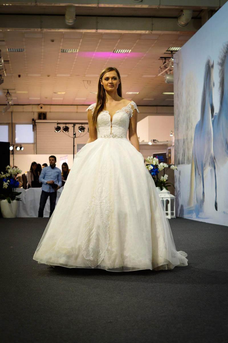 Svadobné šaty Marit od Hadassa