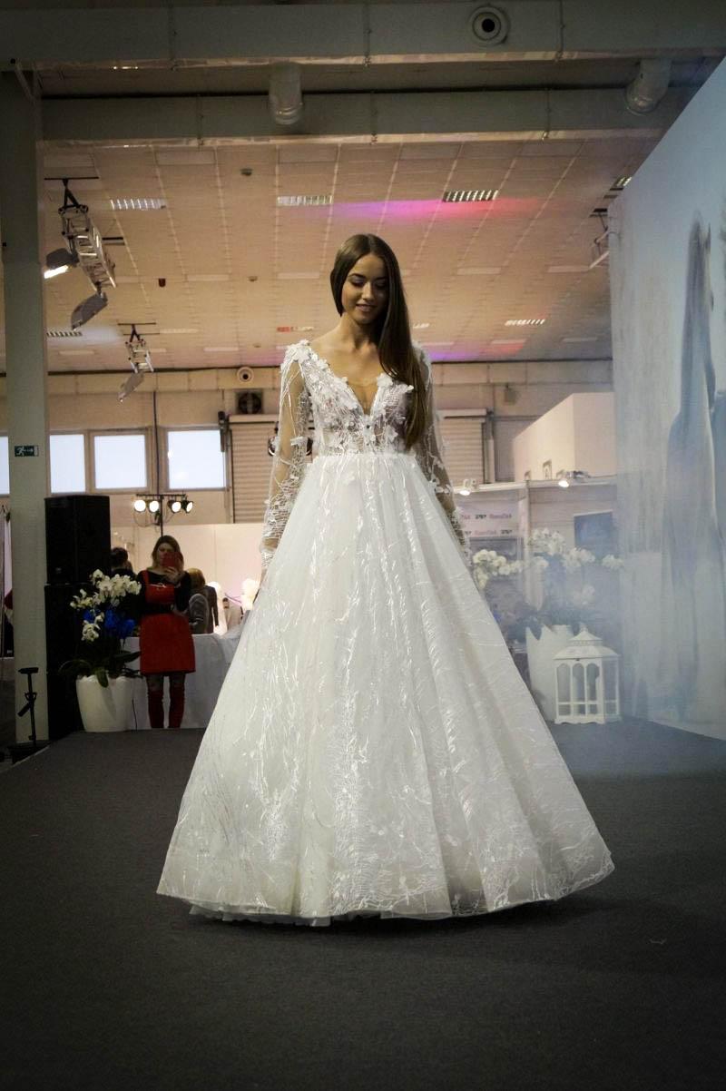 Prehliadka svadobných šiat v Nitre