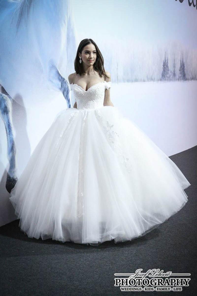 Prehliadka svadobných šiat EvaMária
