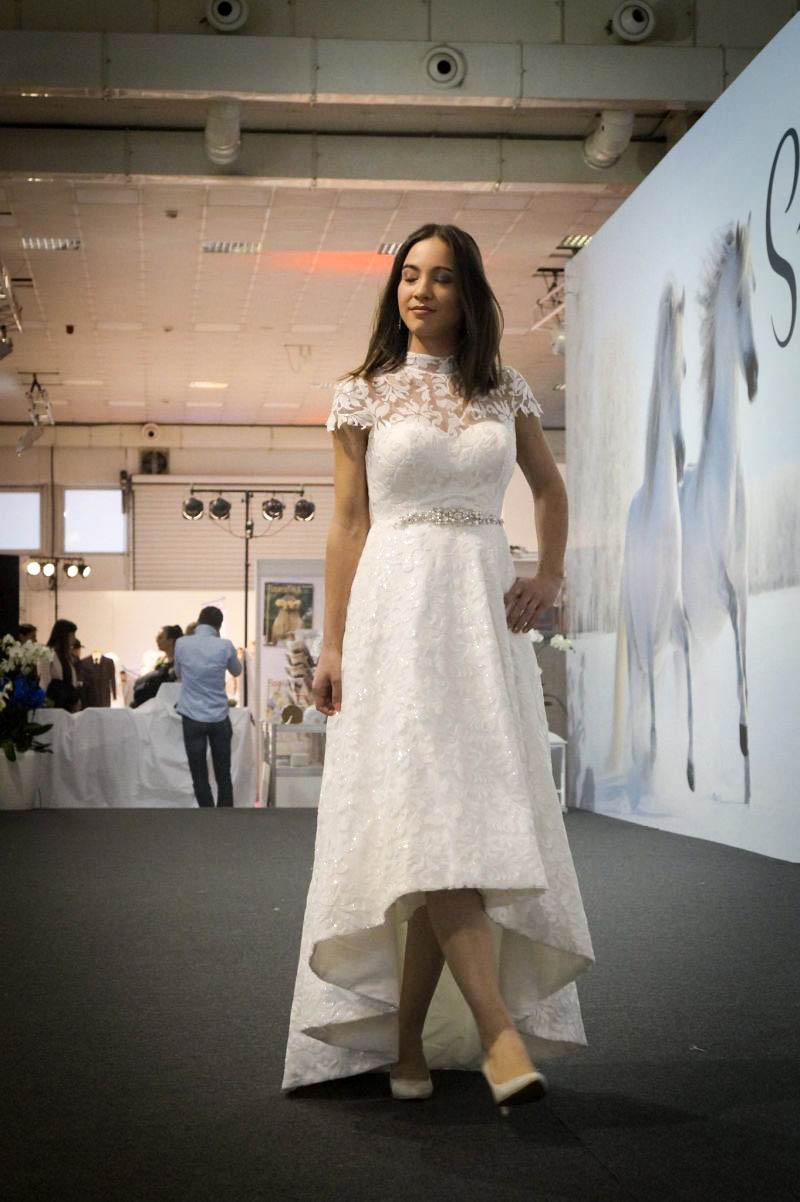 Prehliadka svadobných šiat - najkrajšia