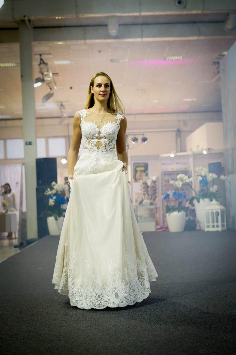 Svadobné šaty Rossalino Hadassa