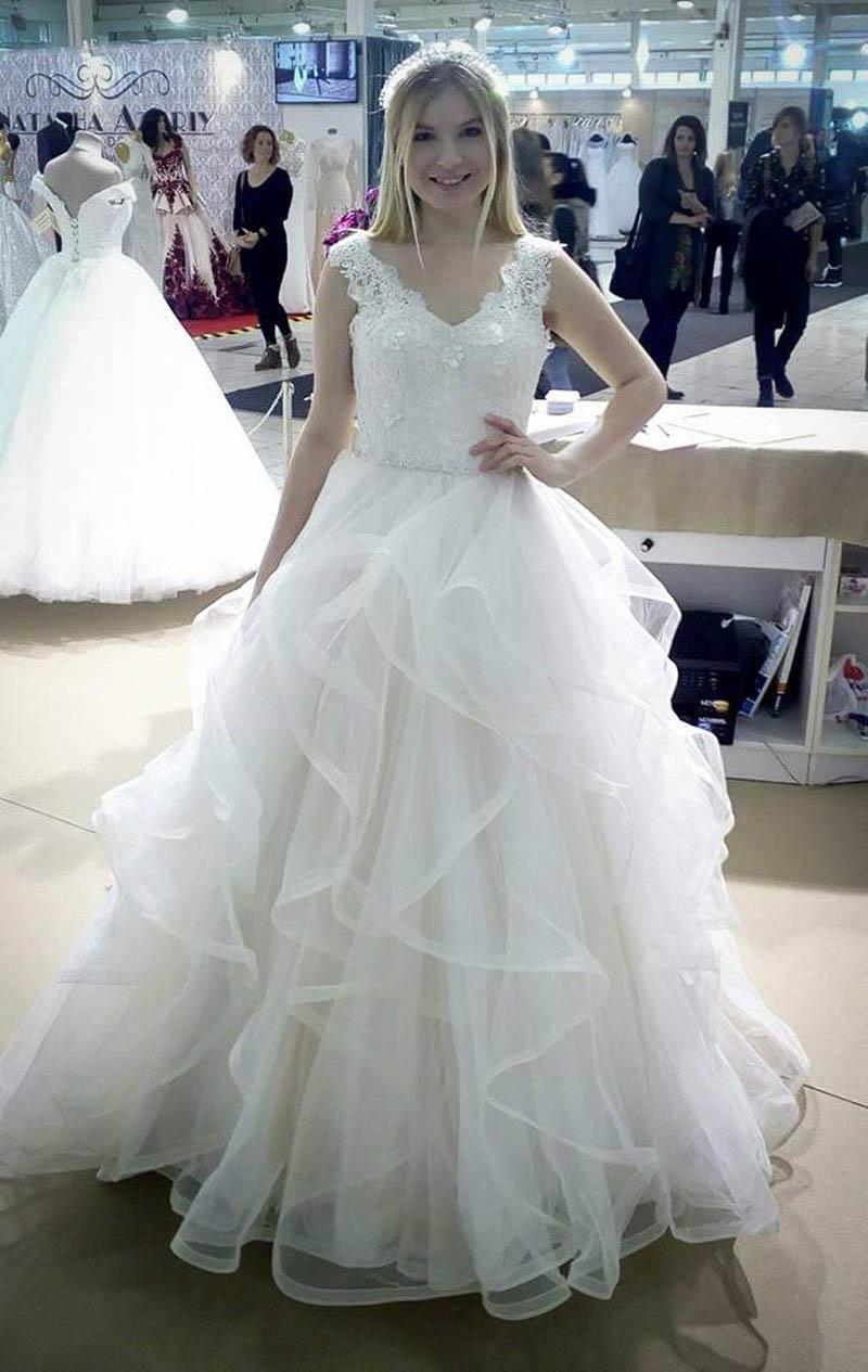 Svadobné šaty Tamiris Hadassa