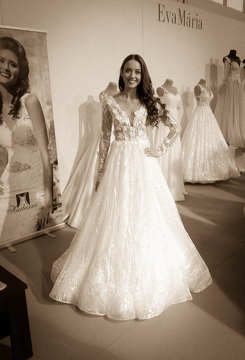 Svadobné šaty Chrlie Annette Moretti