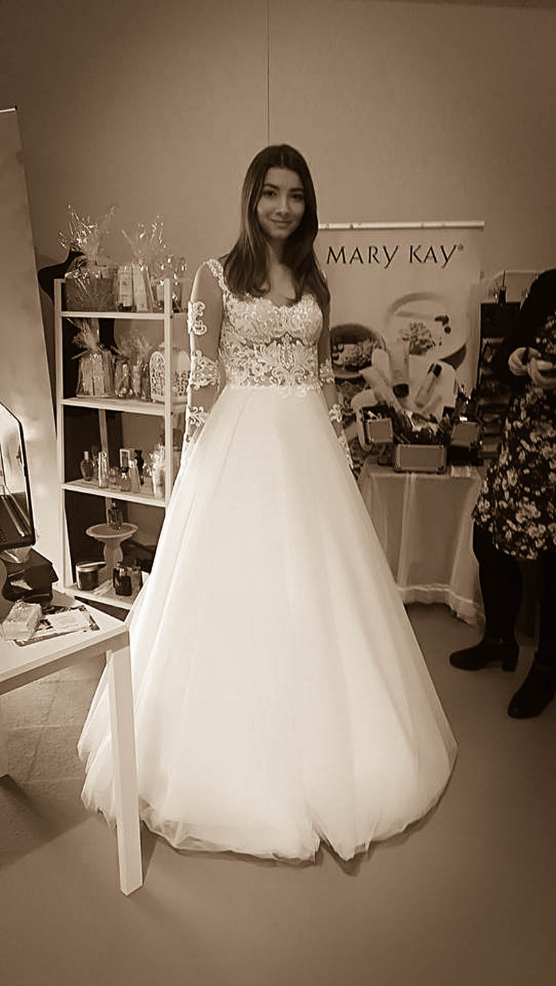 Nádherné svadobné šaty od Annette Moretti - Sogno Dolce