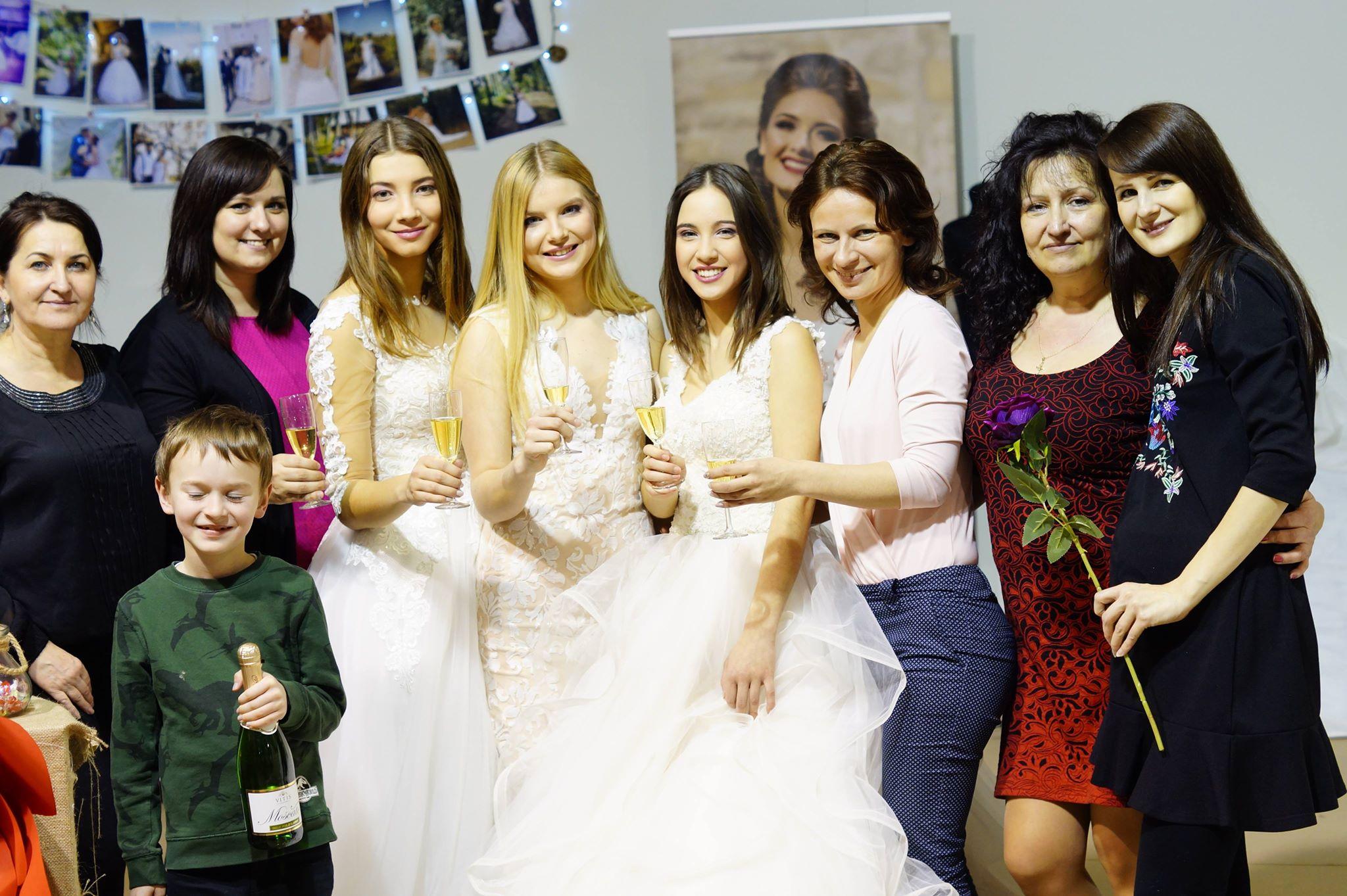 Sieť svadobných salónov Evamária v Nitre