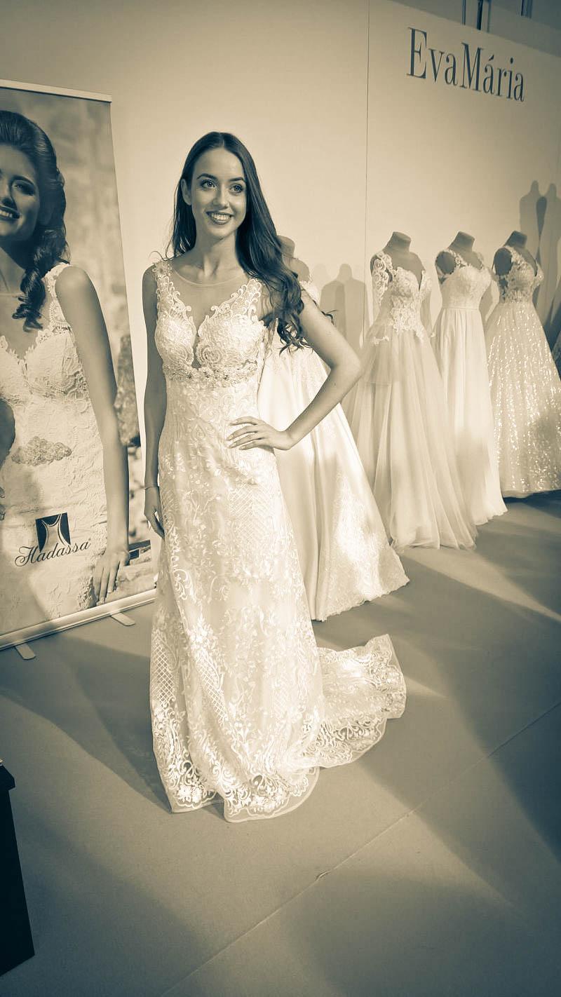 Svadobné šaty Linn - Hadassa