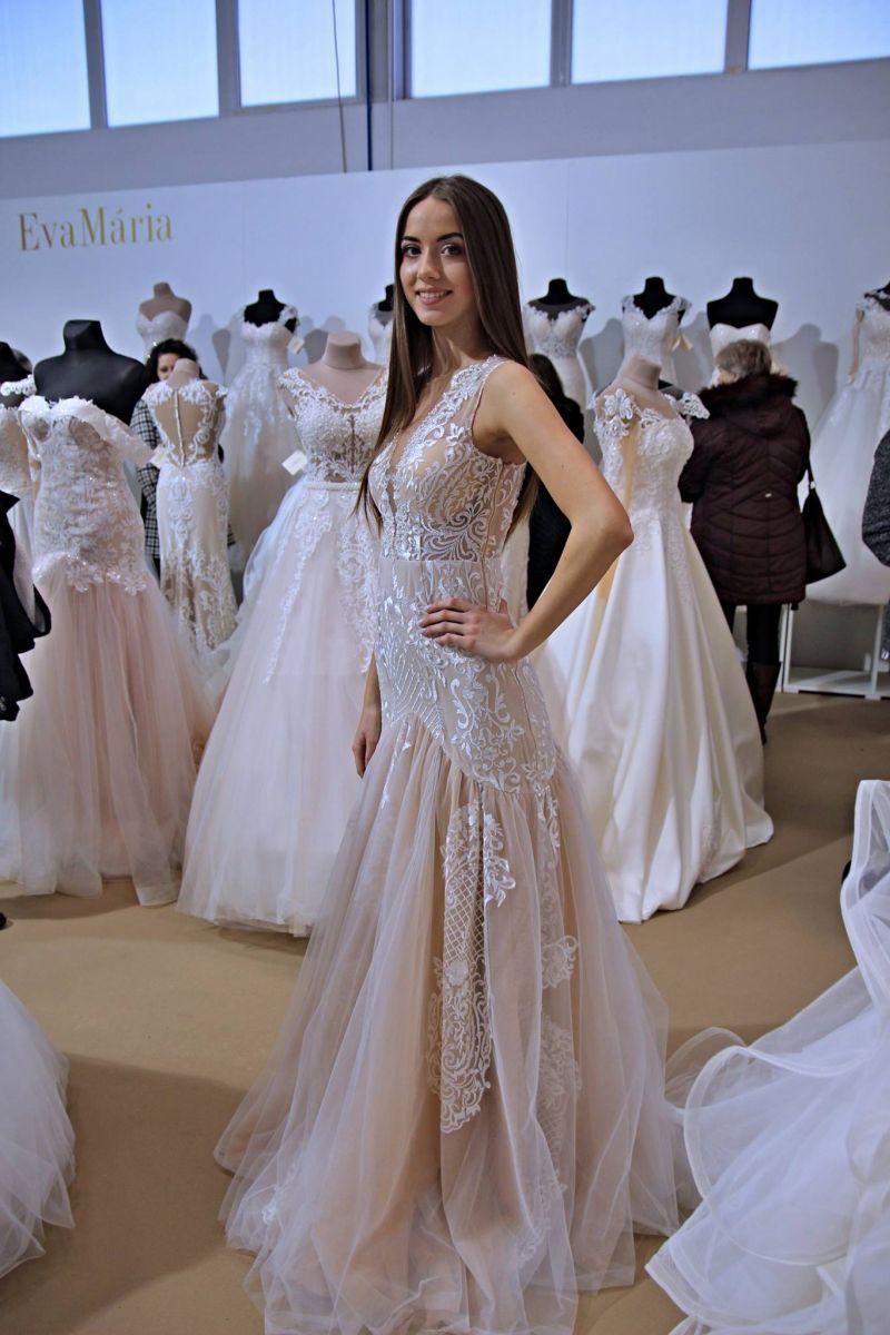 Svadobné šaty Hadassa - Limerence