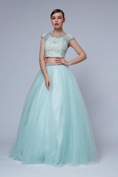4d1799eddfb1 Popolnočné šaty - Svadobný a spoločenský salón EvaMária