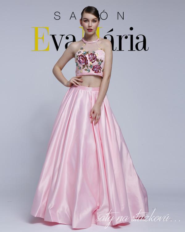 6fd52cb2dd6c Wau šaty na stužkovou - Salonevamaria.eu - exkluzívny svadobný a ...