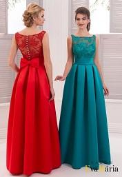 Spoločenské šaty strih 2016