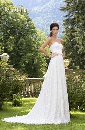 Svadobné šaty princesového strihu