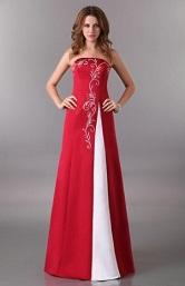 Spoločenské šaty princesový strih