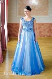 Princeznovské spoločenské šaty