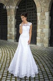 Svadobné šaty morská panna