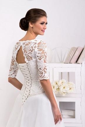 Svadobné šaty Viva so šnurovačkou