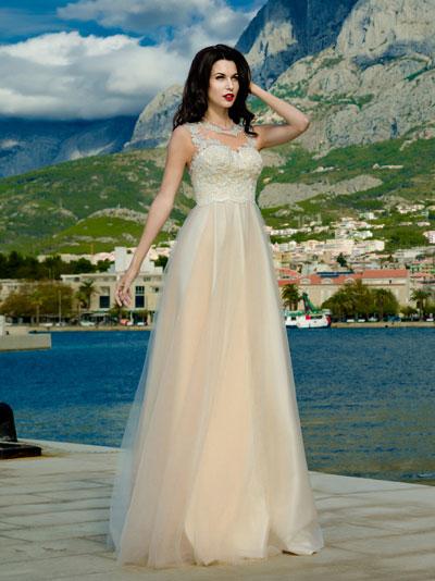 Cappucino - svadobné šaty 2018