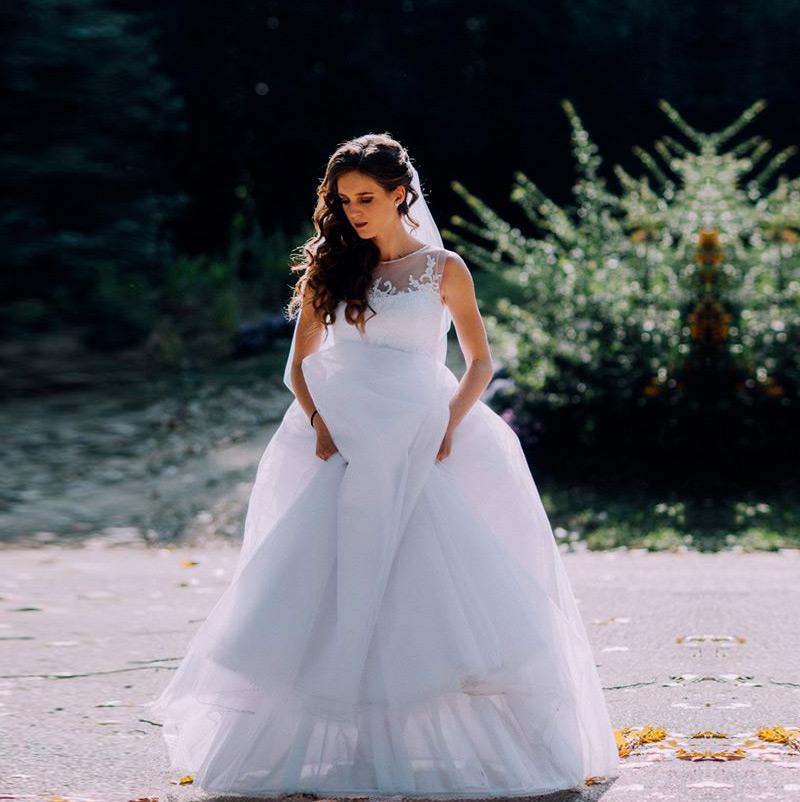 Svadobné šaty Emina od značky Hadassa