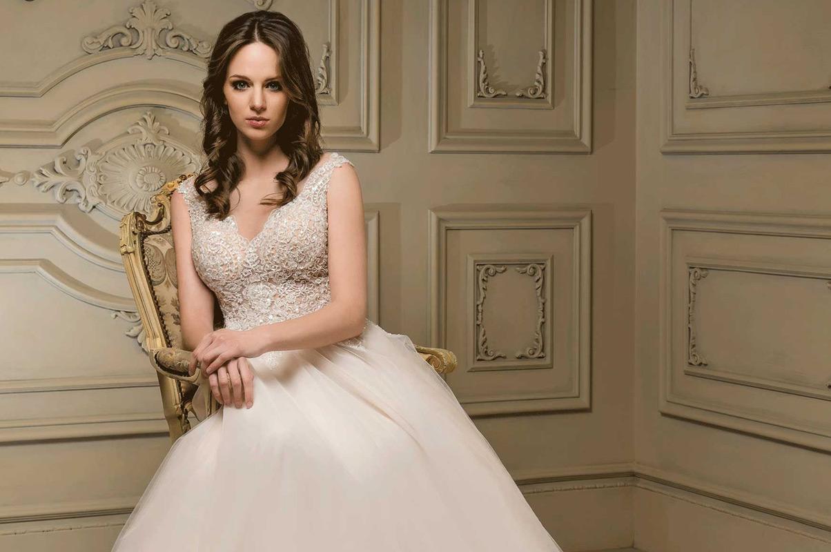 HADASSA - anglická značka svadobných šiat