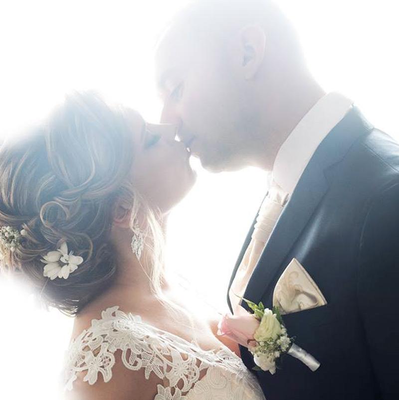 Nevesta vo svadobných šatách Hadassa Dalmira