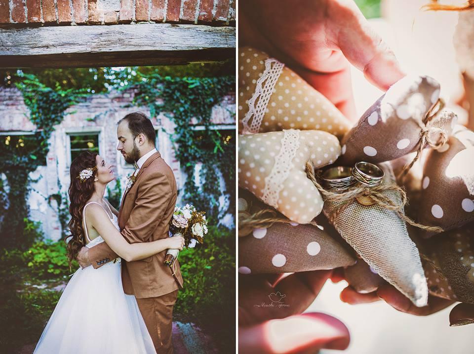 Svatební šaty Deli od Hadassa