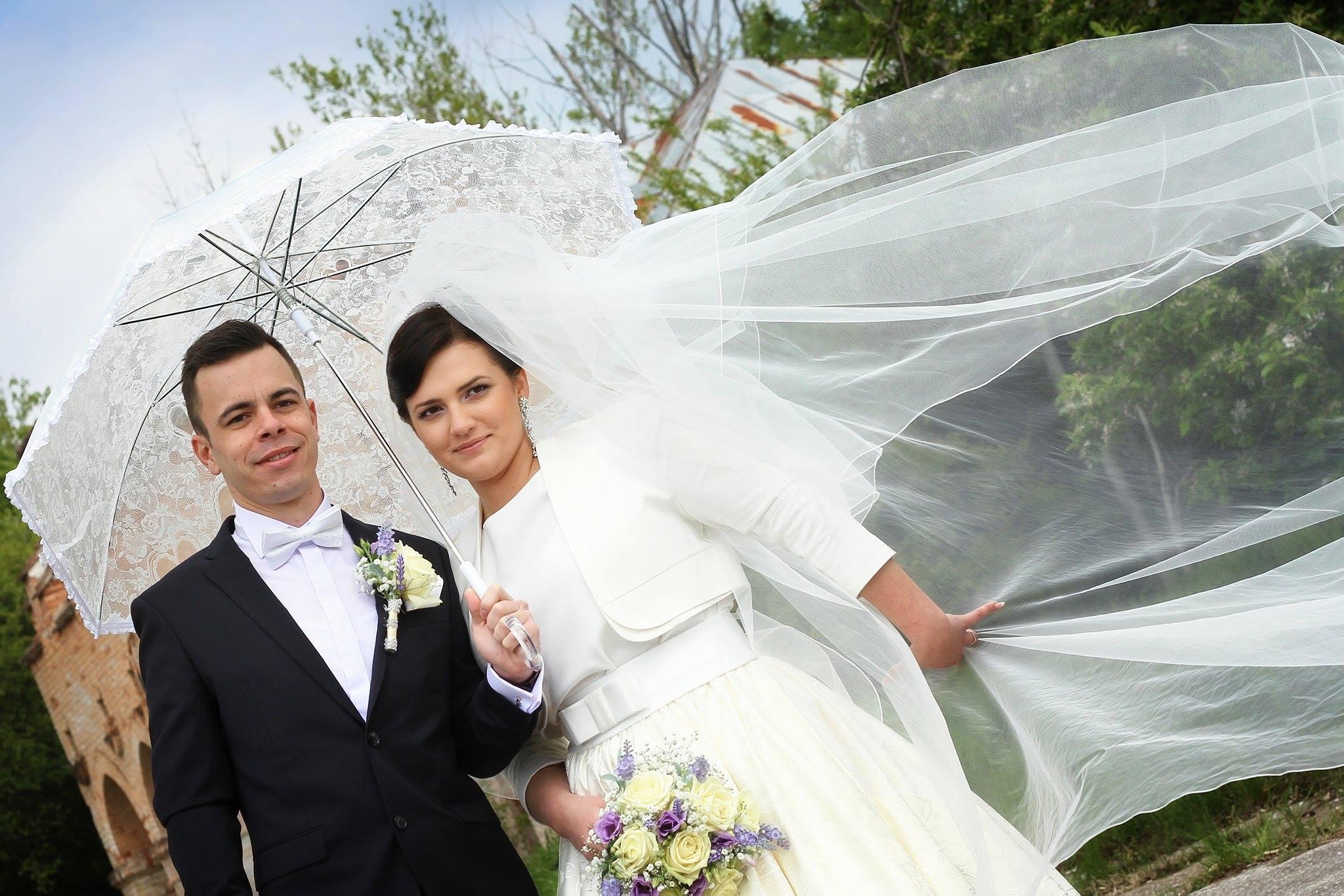 Svadobné šaty šité na mieru vo Svadobnom centre EvaMária