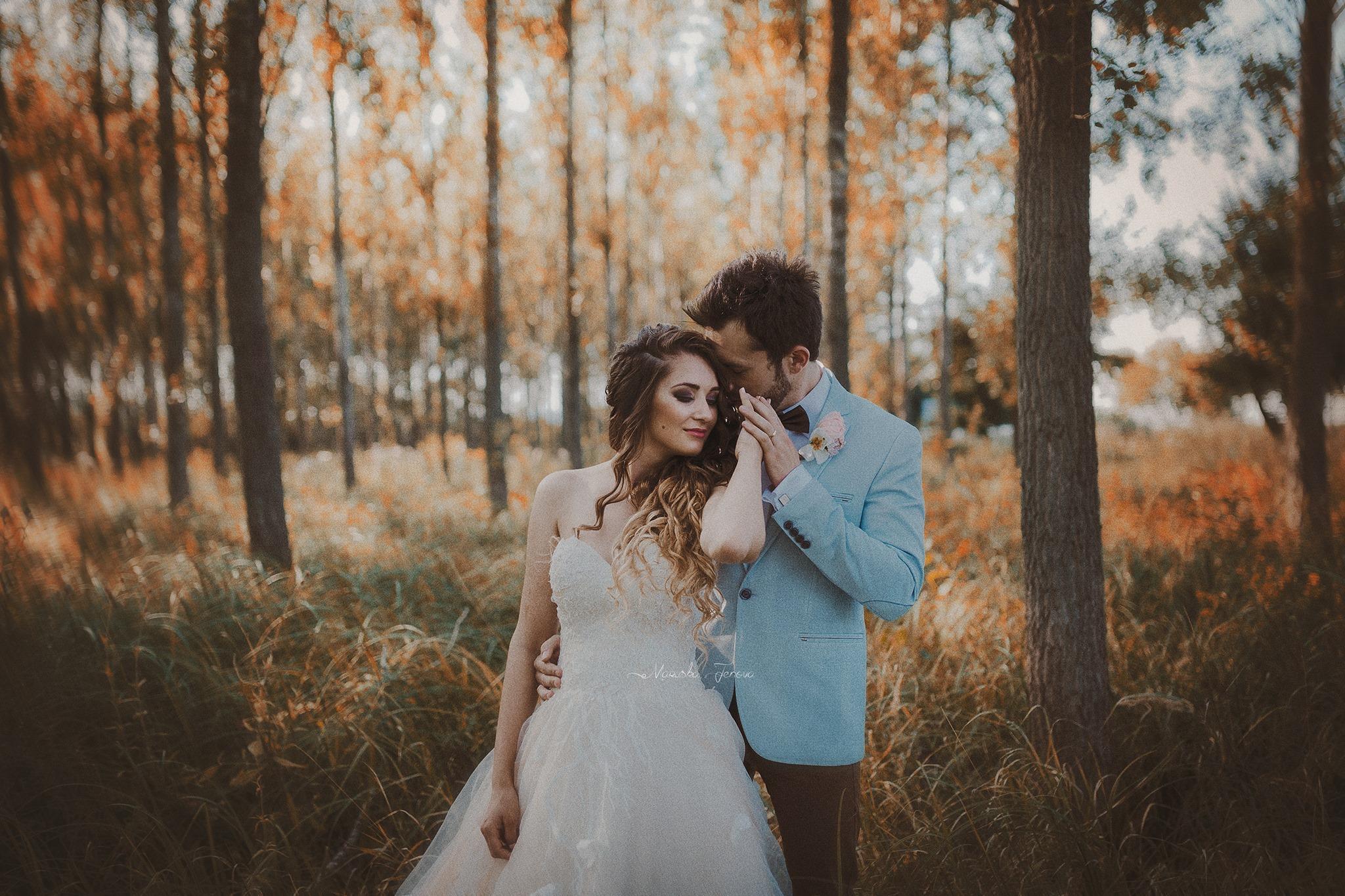 Svadobné šaty Dixie od Annette Moretti