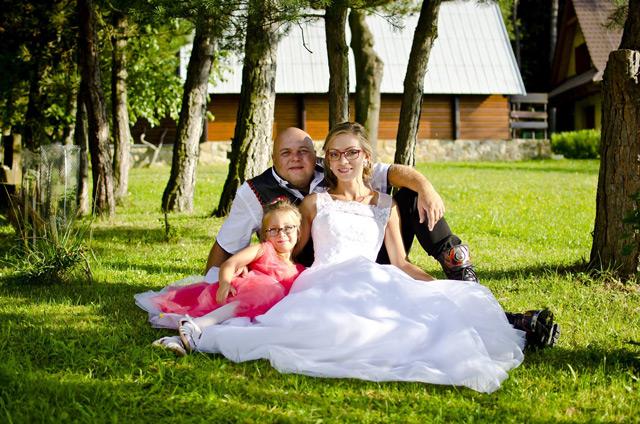 Nevesta v svadobných šatách Rebeca - od Hadassa