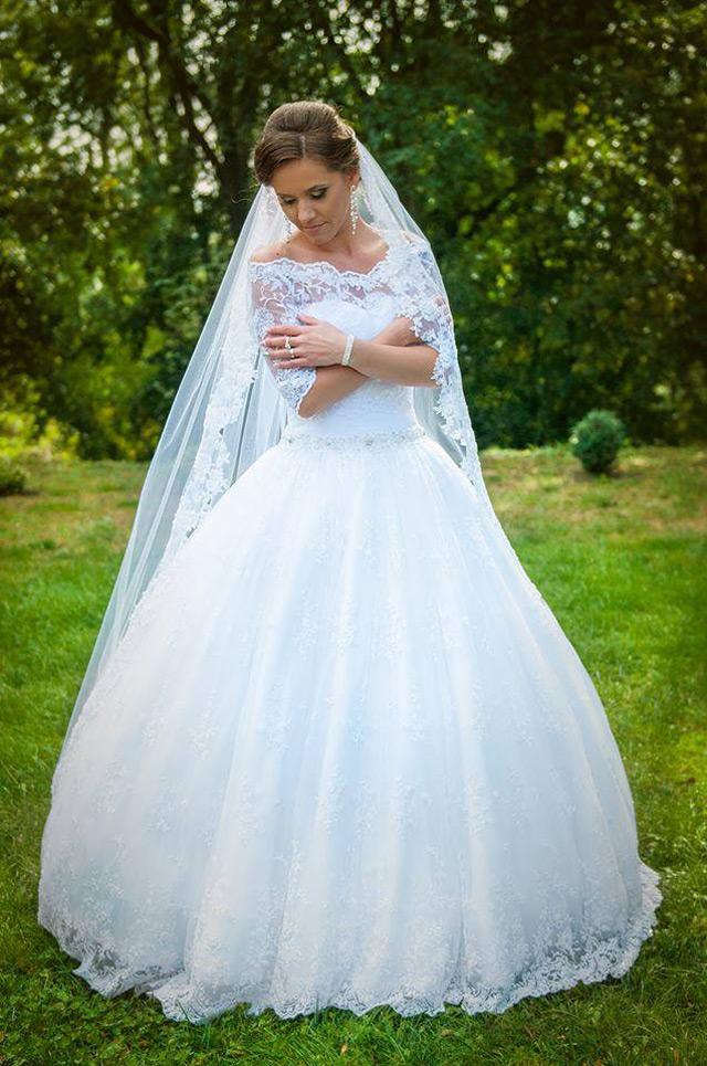 Svadobné šaty Elizabeth - Hadassa - Salón EvaMária