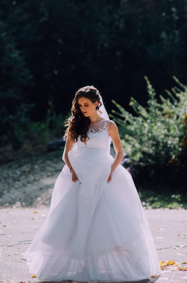 Svadobné šaty Emina Hadassa  svadobný salón EvaMária Sereď