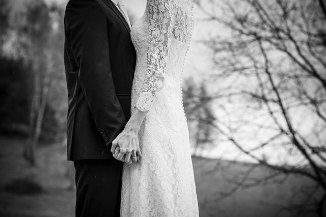 Svatební šaty ušité na mieru  od Tina Valerdi