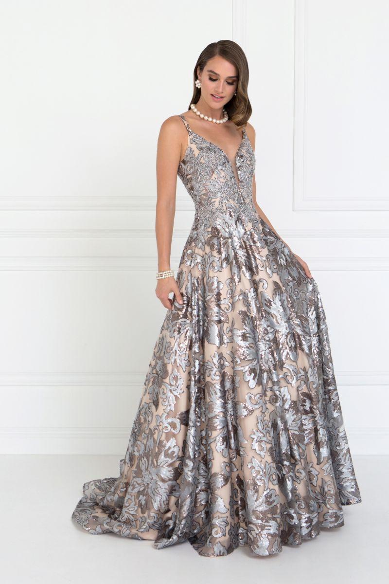 Nádherné šaty na stužkovú