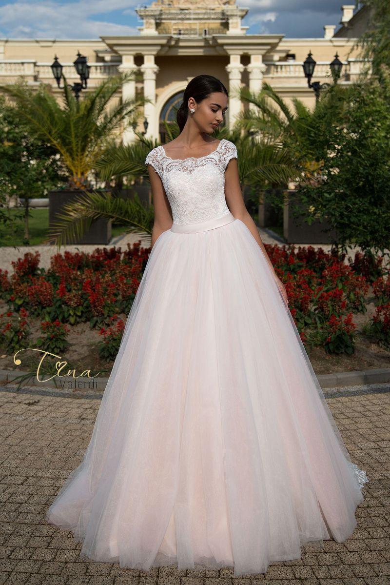 Najkrajšie svadobné šaty s vlečkou