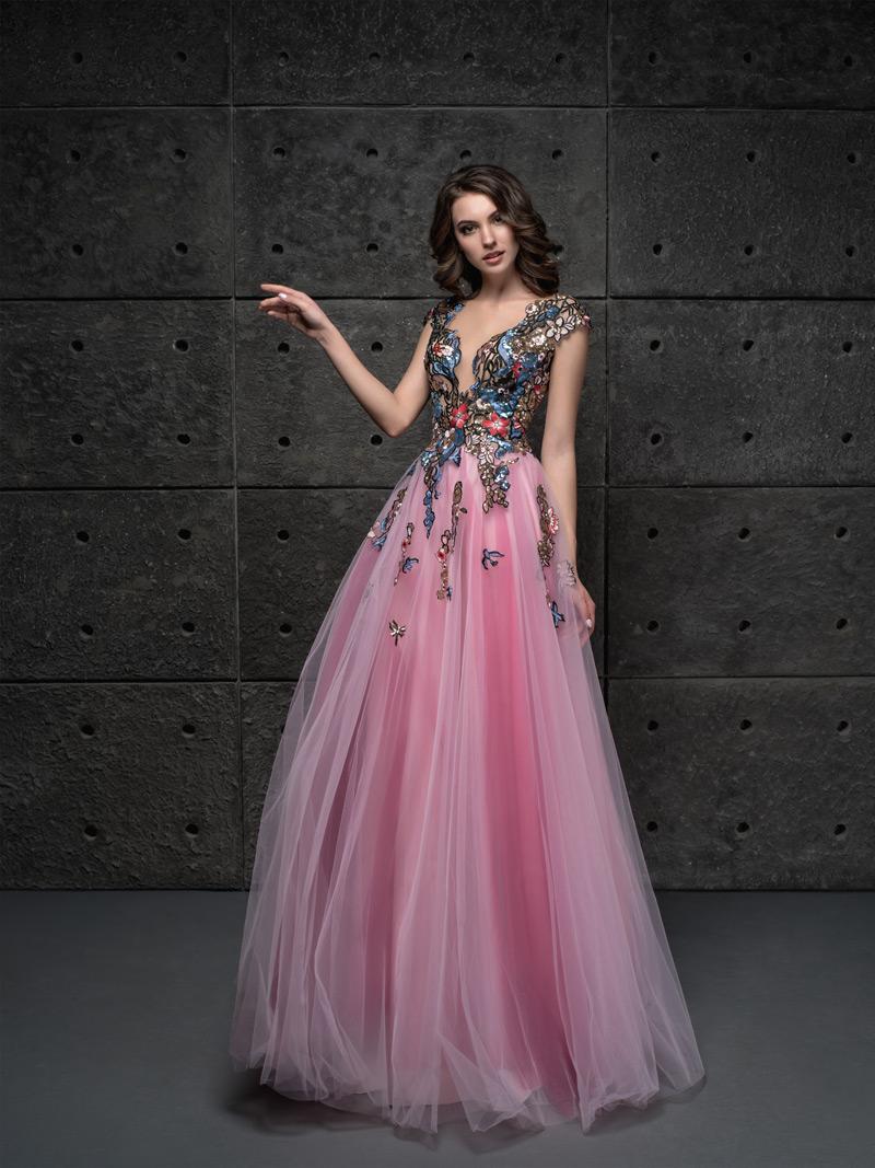Šaty na stužkovú 2018 - Svadobný a spoločenský salón EvaMária c6dfeee8889