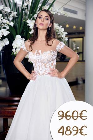 Svadobné šaty - zľavy