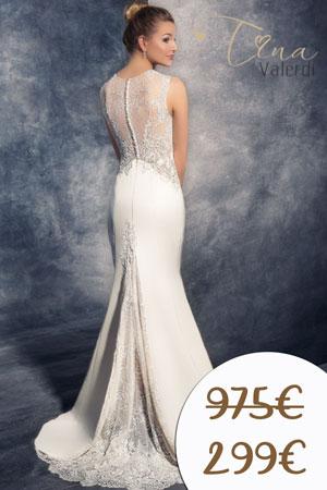 zľavy na svadobné šaty v salóne EvaMária