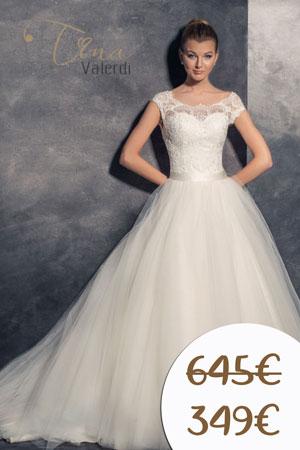 zľavy na prekrásne svadobné šaty