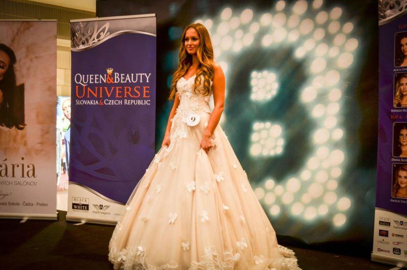 Najkrajšie svadobné šaty sú v Salóne EvaMária