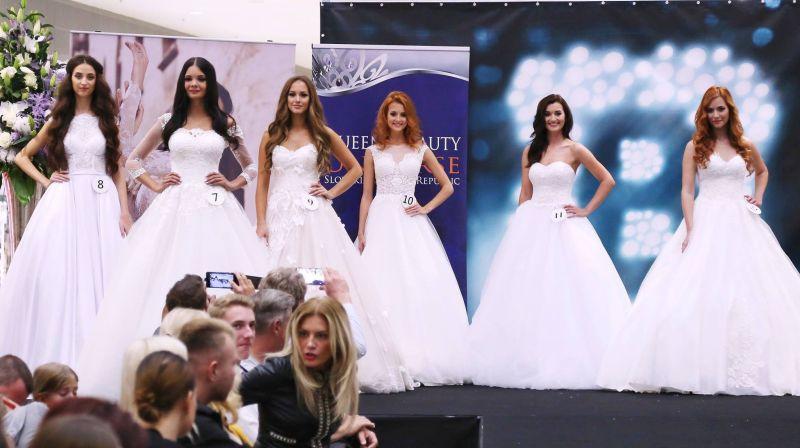 Prekrásne svadobné šaty - najlepší salón