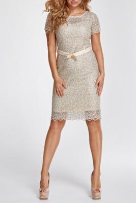 d4ff6c136658 krátke šaty pre svadobnú mamu šaty pre svadobnú mamu béžové šat pre svadobnú  mamu