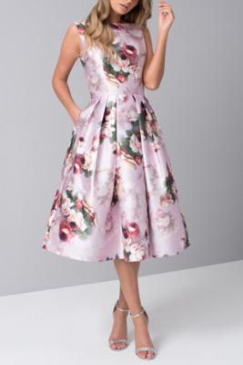 krátke šaty pre svadobnú mamu s Ačkovou sukňou