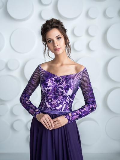 Nádherné šaty pre svadobnú mamu