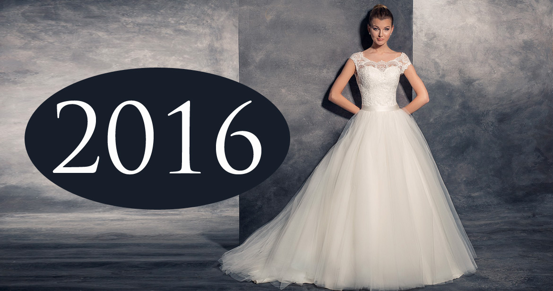 Najkrajšie svadobné šaty v roku 2016